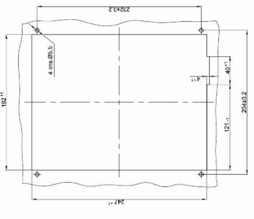 разметка для установки_МРЗС-05Л_(12),(12.1),(12.2)