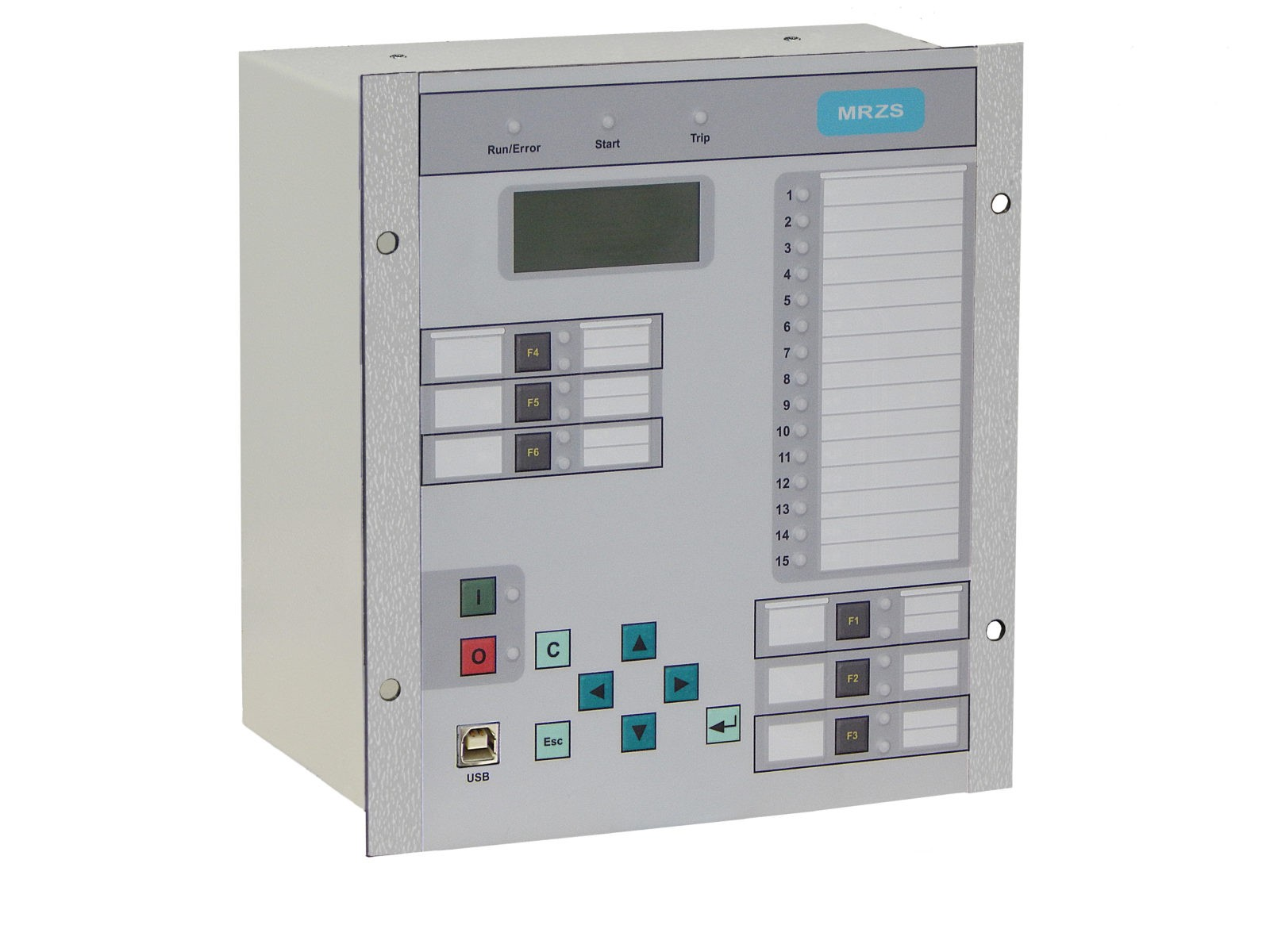 Input, output and standby protection devices for transformers